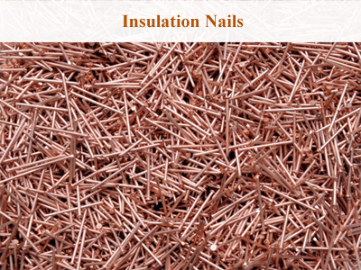 Insulation Nails