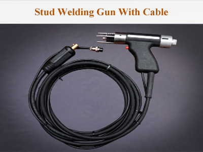 Stud Welding Gun With Cable