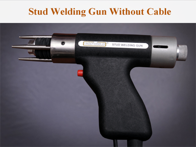 Stud Welding Gun Without Cable