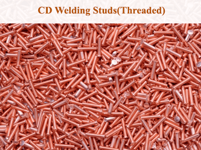 CD Welding Studs(Threaded)